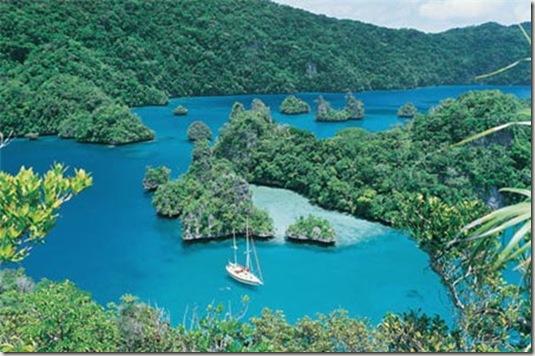 Paquetes Vacacionales para las  Islas Fidji
