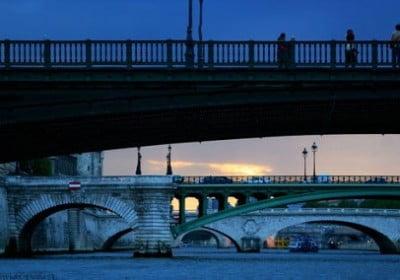 paris y sus puentes