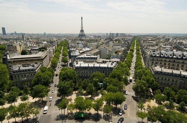 Hotel Place De Mexico Paris