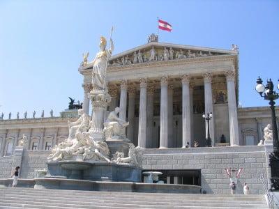 Parlamento de Austria
