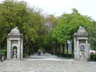 La alameda santiago de compostela - Balneario de la alameda ...