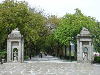 La Alameda – Santiago de Compostela