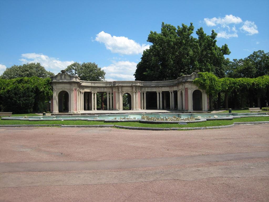 Parque Doña Casilda Iturriza