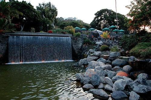 Parque en Las Palmas