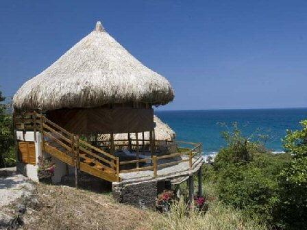 Parque nacional de tayrona santa marta colombia - Cabanas en la playa ...
