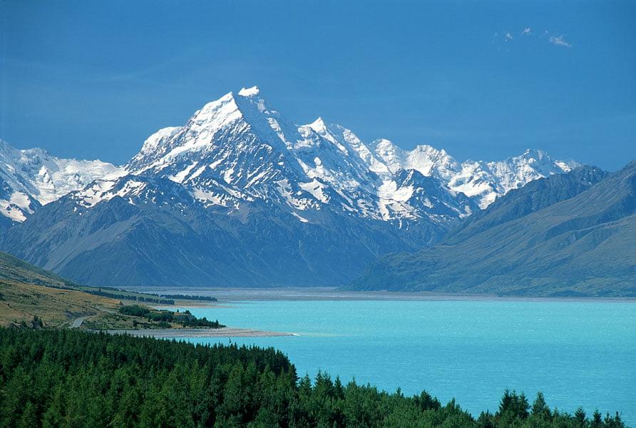 Parque Nacional del Monte Cook