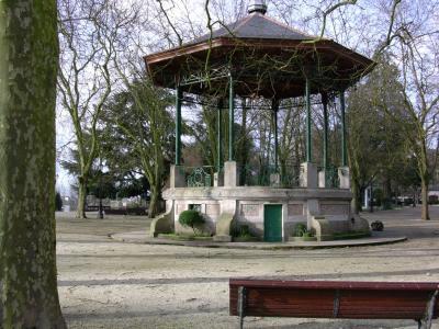 Parque Rosalía de Castro, Lugo