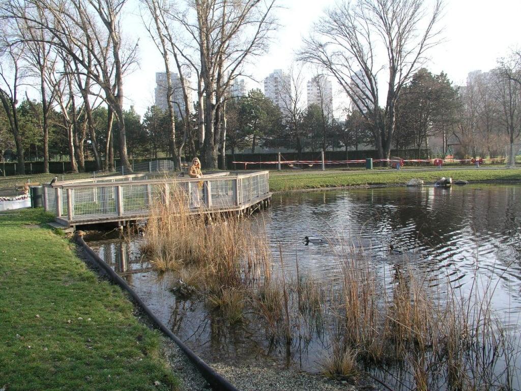 Parque de Viena