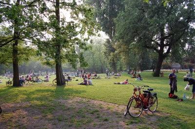 Parque Vondel
