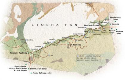 Parques Nacionales de Africa
