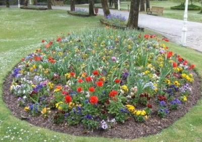 Parques naturaleza for Decoracion de jardines y parques