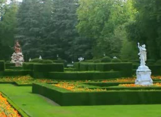 parques y naturaleza los Jardines de la Granja
