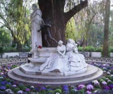 parques y naturaleza parque de María Luisa