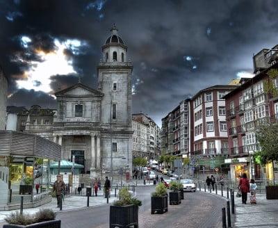 Parroquia de San Francisco en Santander