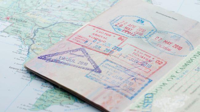 Le visa: obligation d'entrer à Cuba