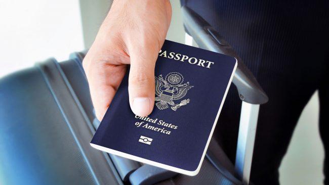 Reisepass der Vereinigten Staaten