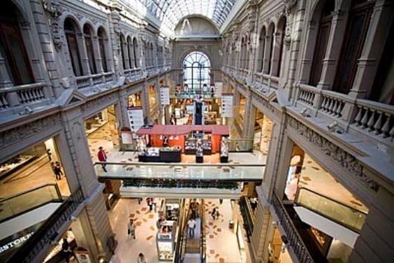 Paseo de compras de Buenos Aires