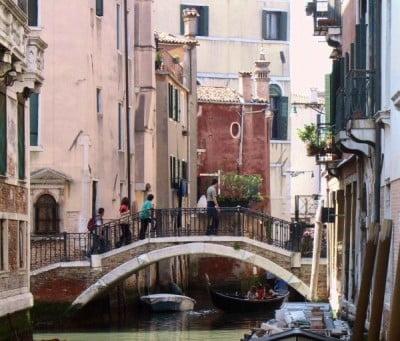 Paseo por Castello en Venecia