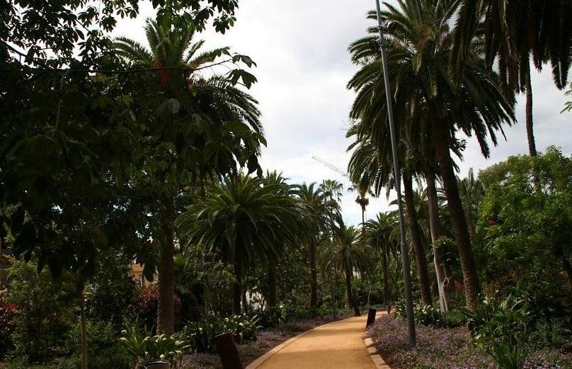 Paseos del Parque García Sanabria