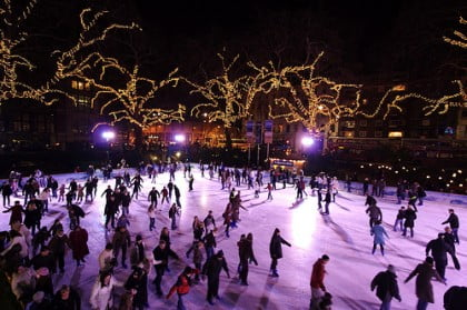 patinar en paris