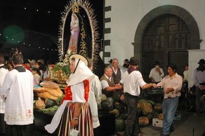 Patrona de Lanzarote