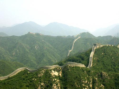 Pekin de La Gran Muralla China