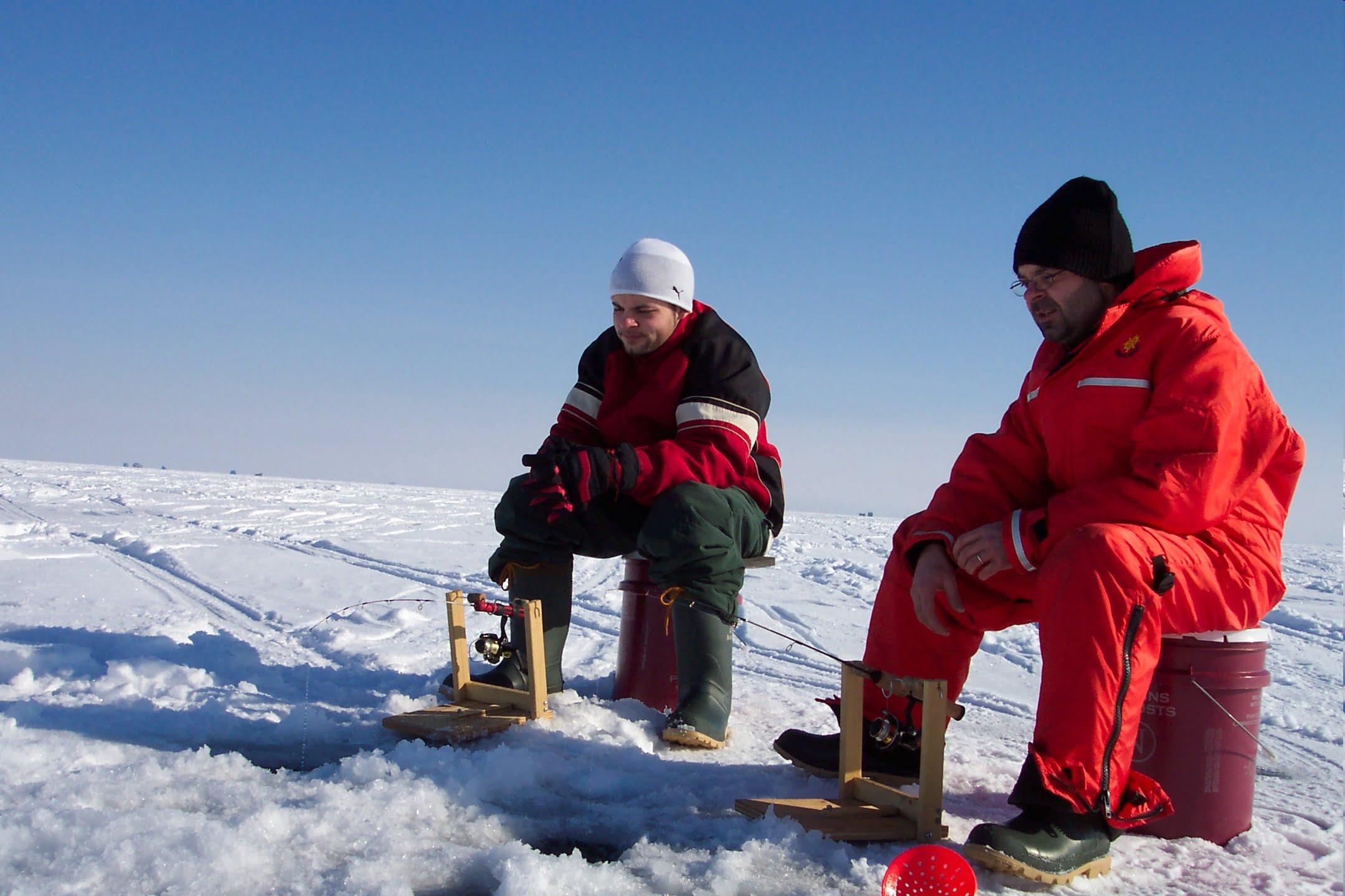 Pesca en el hielo