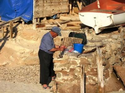 Pescador de Formentera