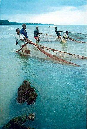 Pescadores de Malawi