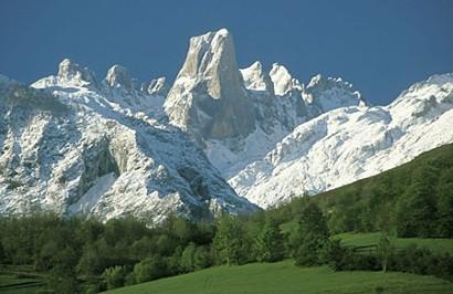Imagen de los Picos de Europa