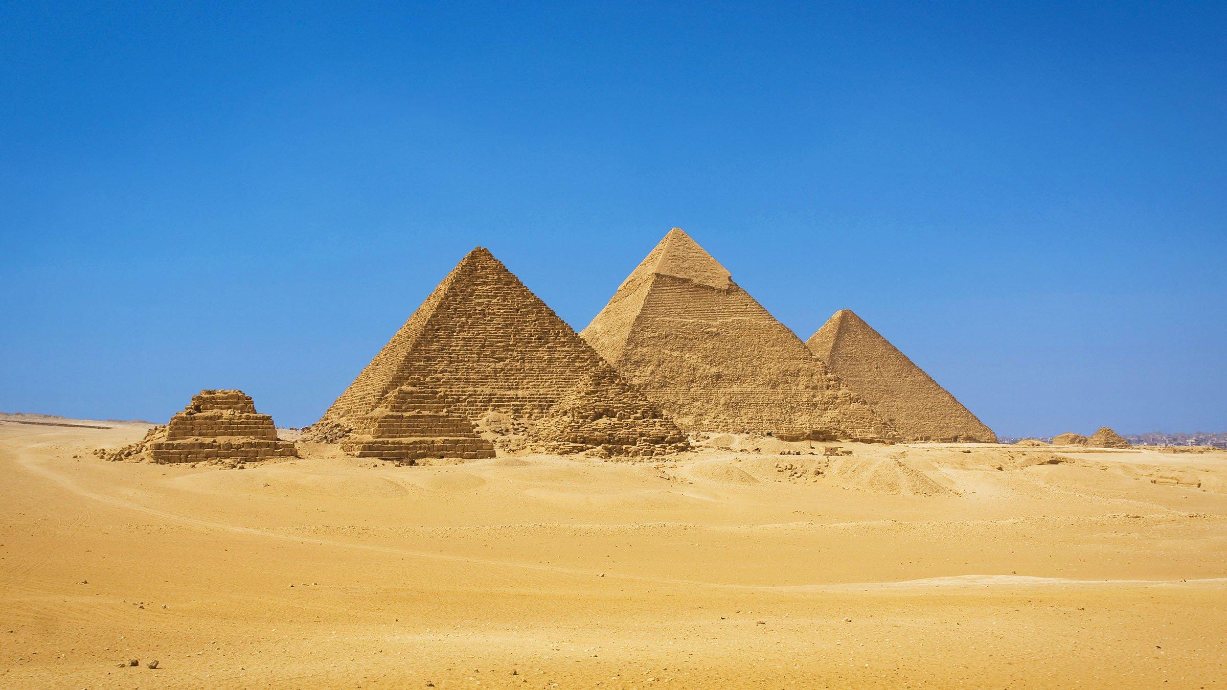 Foto piramides de egipto 28