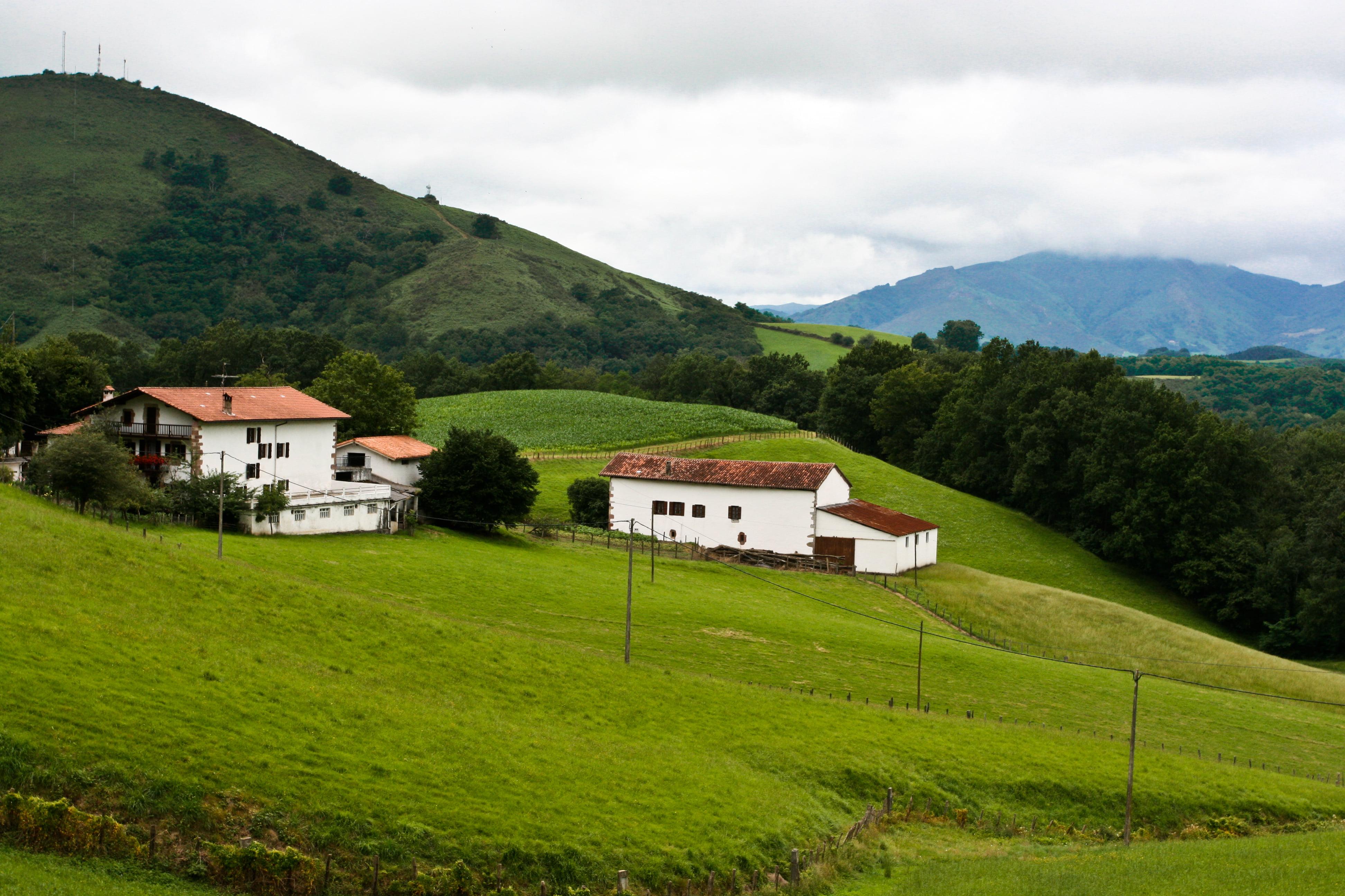 Pirineos en Navarra