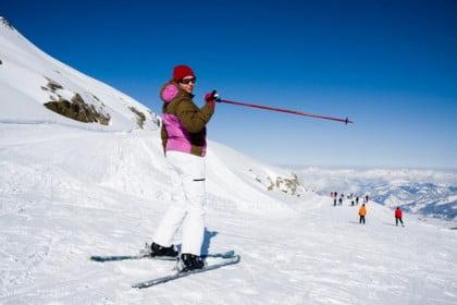 pista de esqui en baqueira