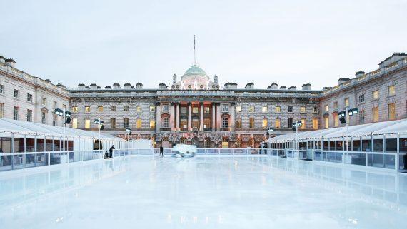 Pista de hielo de Somerset House
