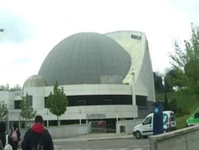 planetario de Madrid en España
