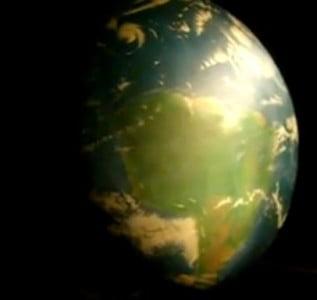 pPlanetario de Medellín muestra de la Tierra