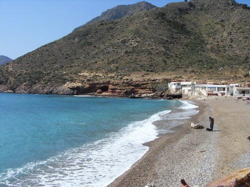 playa El Portús