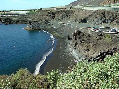 Playa Charco Verde, La Palma