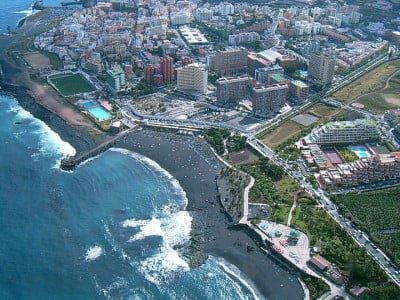 Playa Charcón, Tenerife