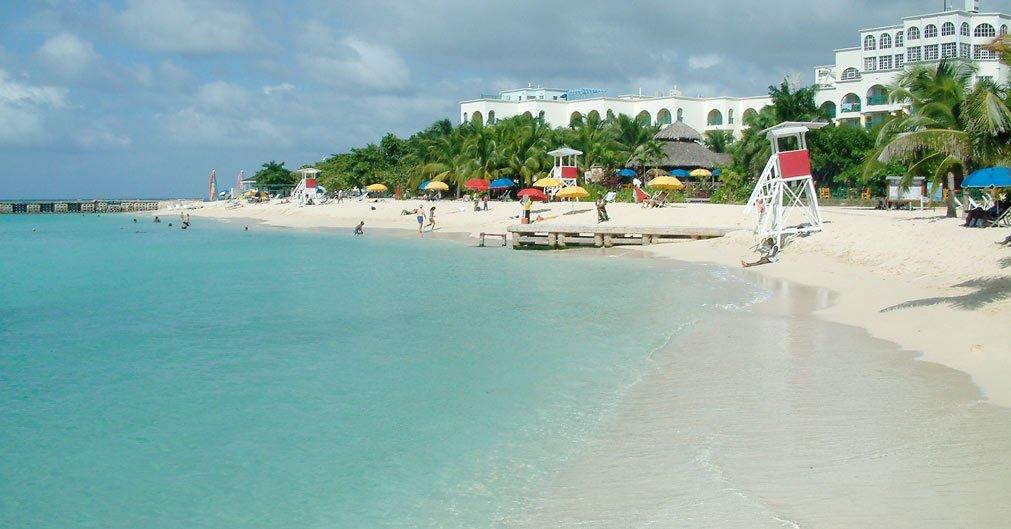 Playa Cueva del Doctor en Jamaica