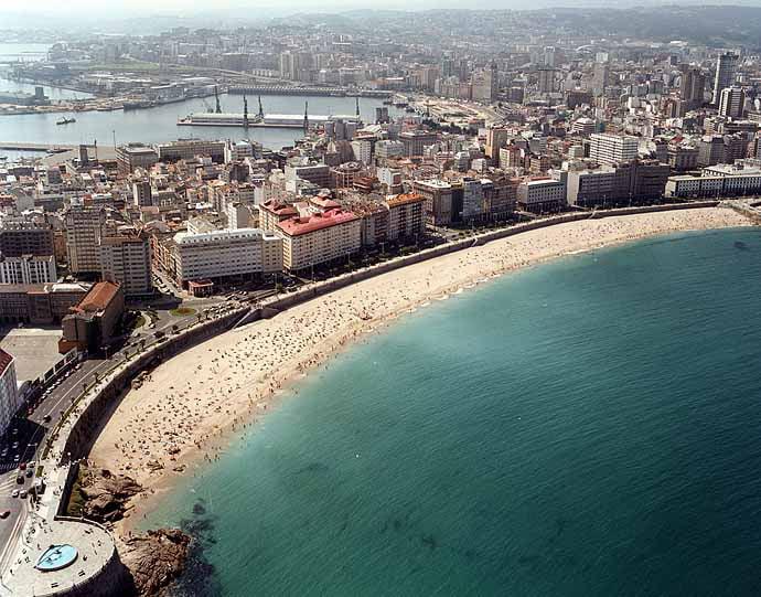 Playa de A Coruña
