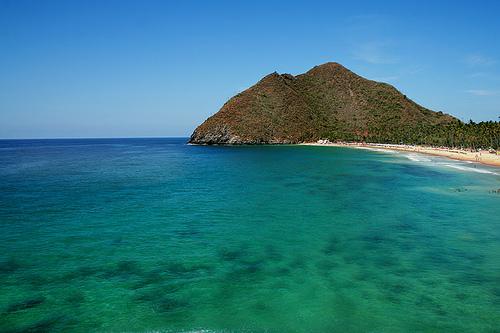 Playa de Choroni, Venezuela