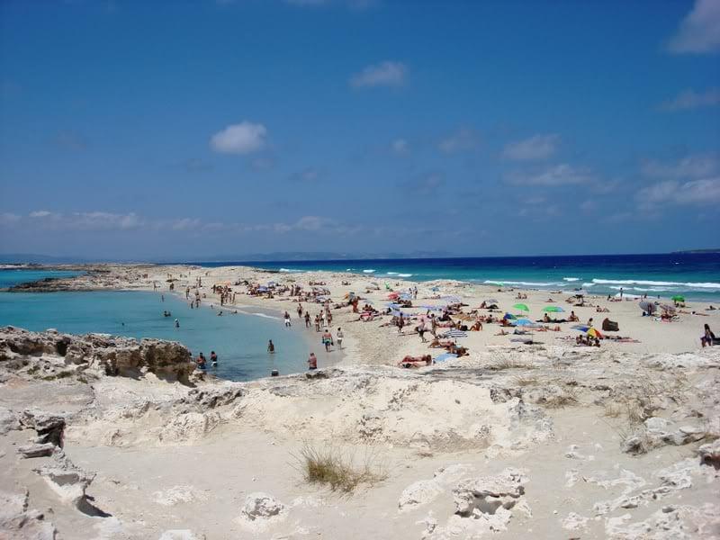 Playa de Espalmador