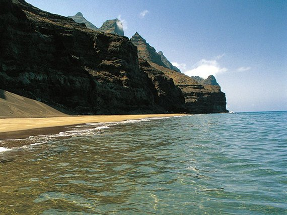 Playa de Güigüí