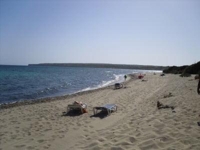 Playa de Mitjorn