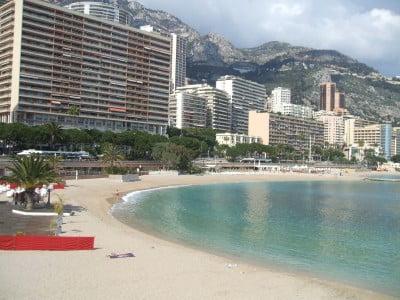 Playa de Mónaco