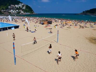 Playa de Ondarreta