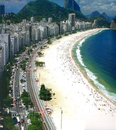 Playa de Rio de Janeiro