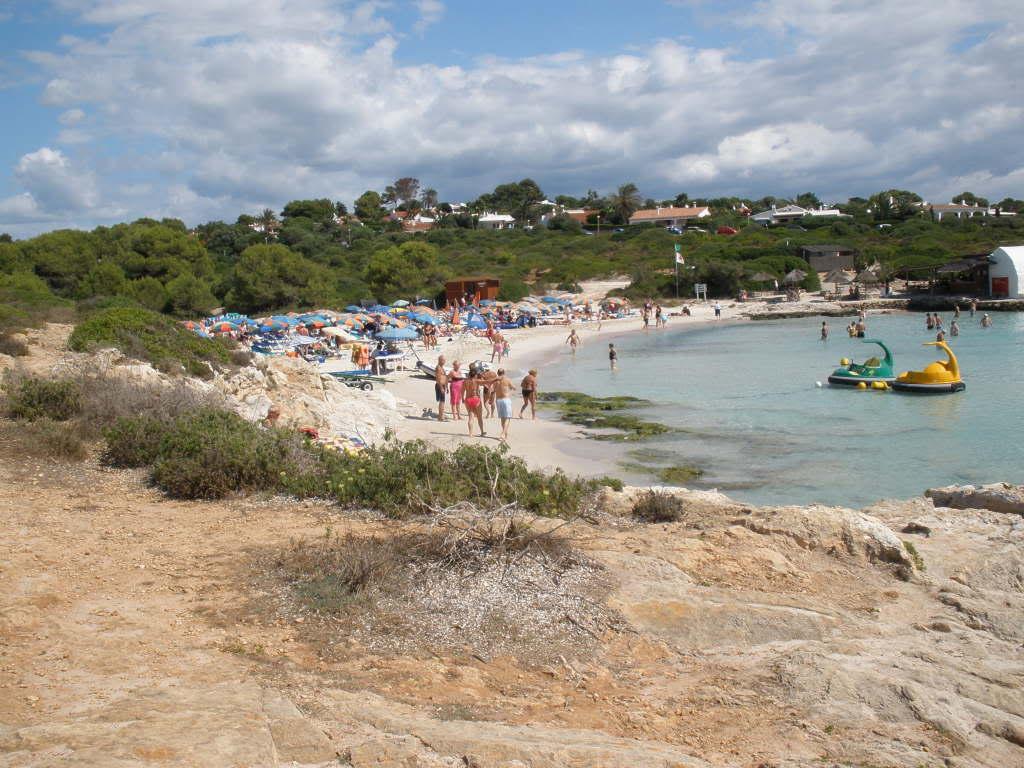 Playa en Binibeca
