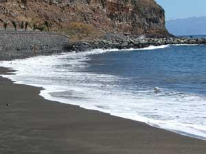 playas gomera